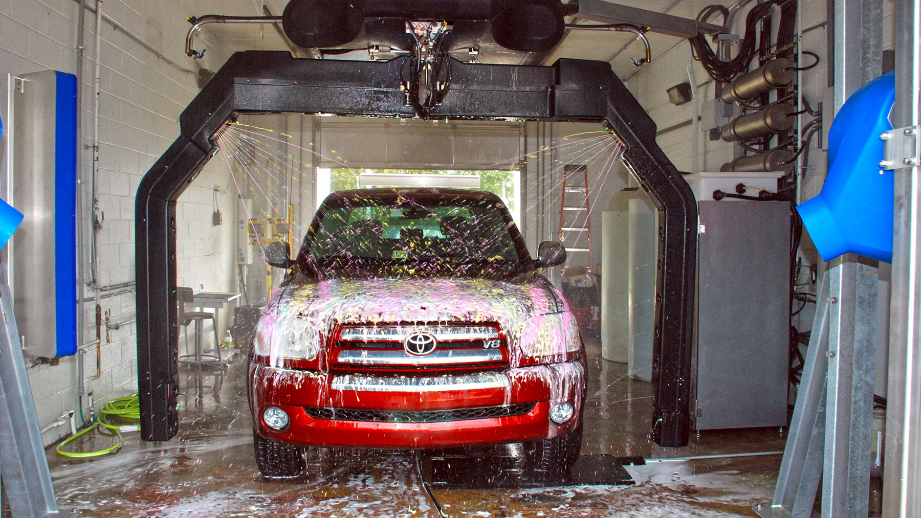 Reliable Full Service Car Wash Auto Repair Biz Builder Com