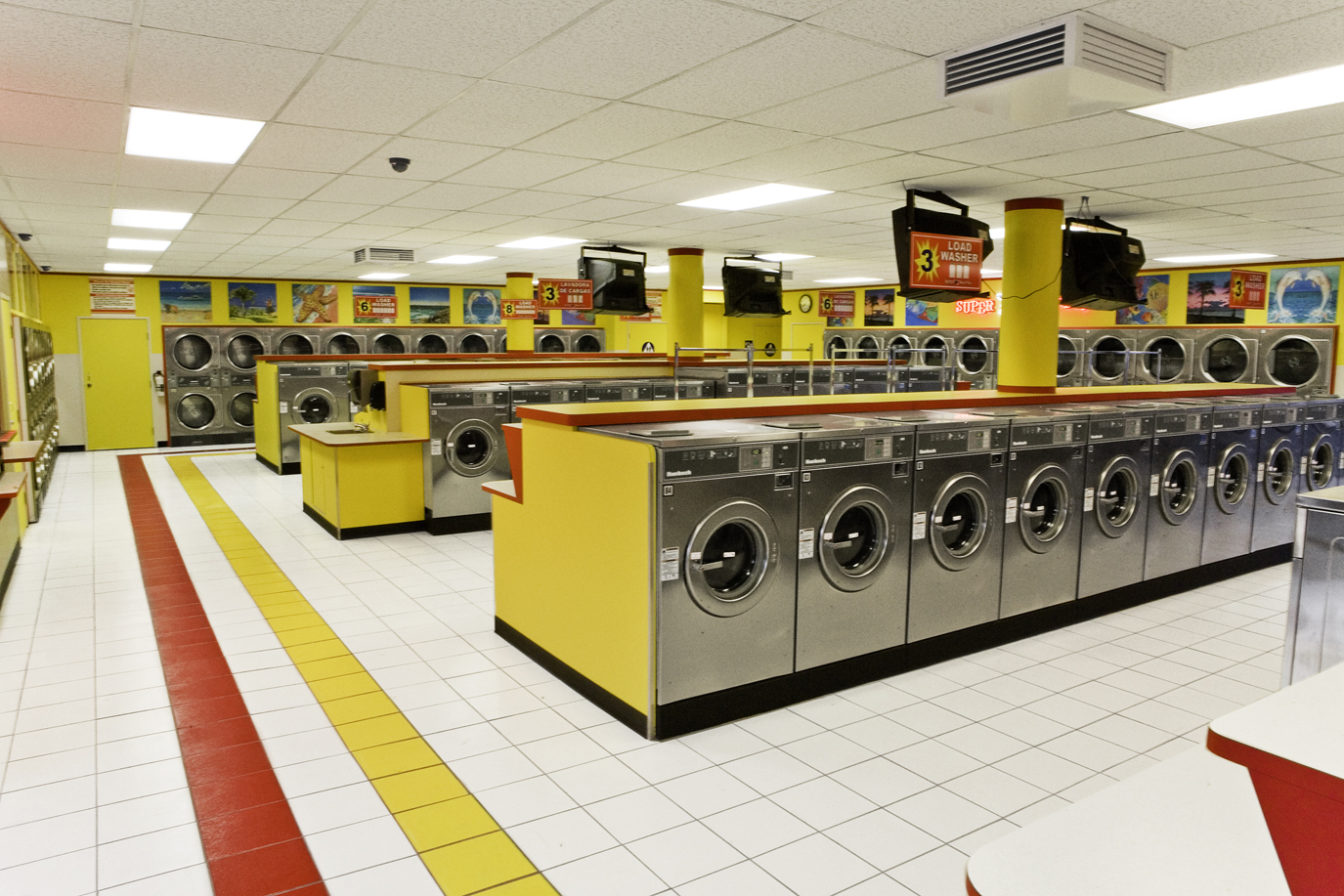 Own A Brand New Coin Laundry Lake Forest Area! | BIZ ...