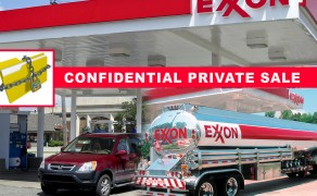 Remodeled Exxon Station Property ~ 14% CAP!