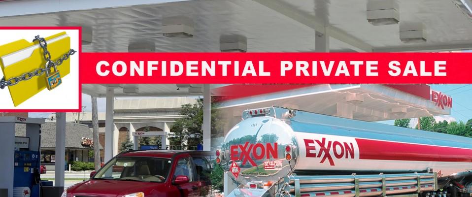 Remodeled Exxon Station Property ~ 14% CAP!