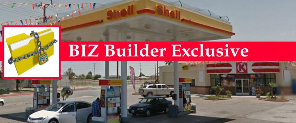 Terrific Shell Station Profitable Circle K!