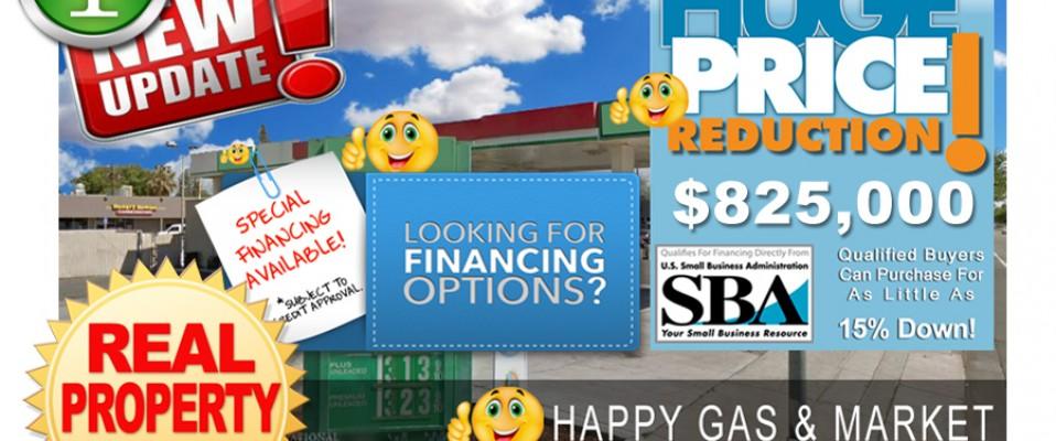 Re-Brand Station Opportunity Property!