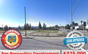 Closed Down Gas Station Lot Development!