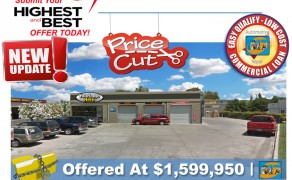 Meineke Car Care Center Property For Sale!