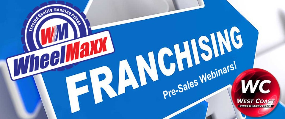 WheelMaxx | West Coast Tire Center Franchises