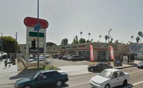 Excellent Tenant Mix Shopping Center LA!